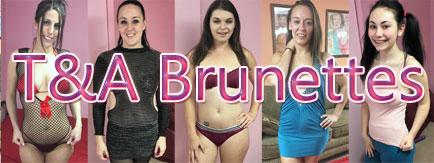 T&A Brunettes