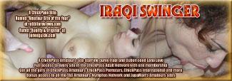 Iraqi Swinger